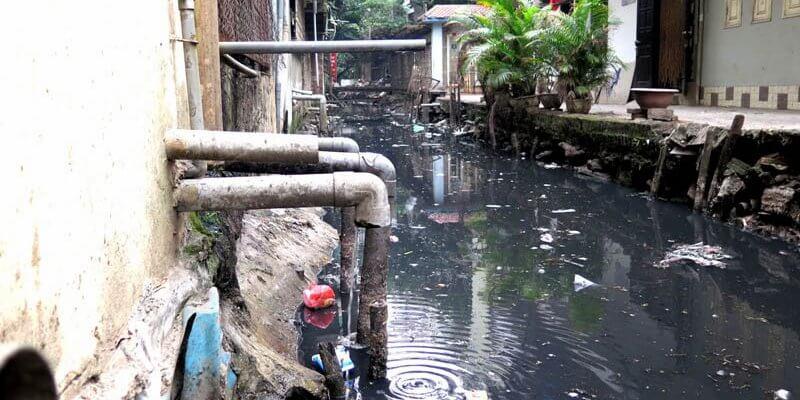 Tại sao xử lý nước thải chung cư