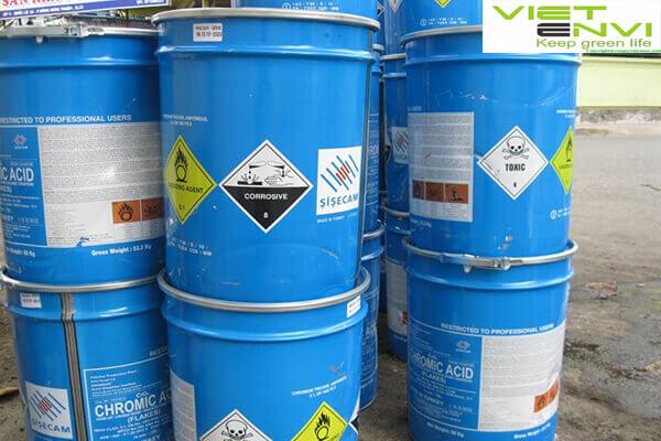 nhà cung ứng hóa chất xử lý nước thải