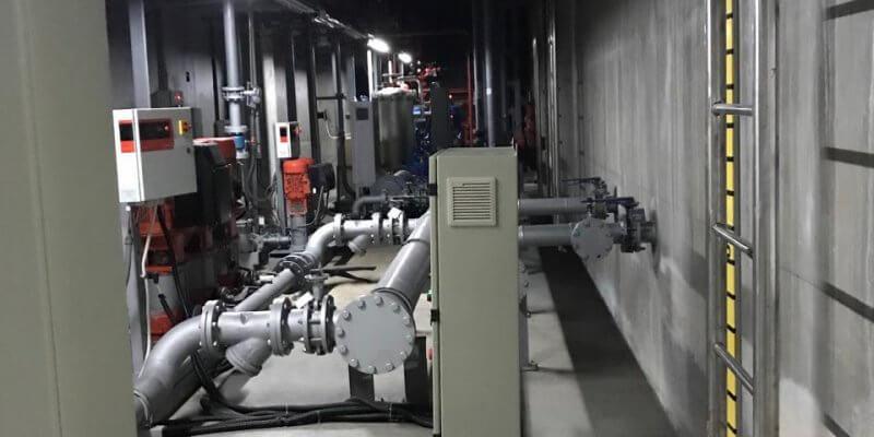 Dự án xử lý nước thải